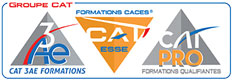 CAT3AE Formations Logo