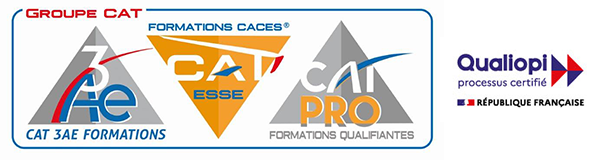 CAT3AE Formations